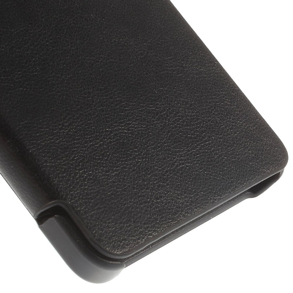 Business Book Cover Zwart ~ Javu samsung galaxy a hoesje book case