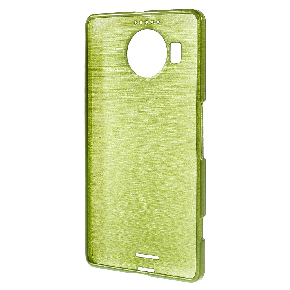 Mesh - Microsoft Lumia 950 XL Hoesje - Zachte Back Case ...